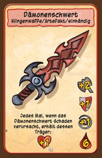 Dämonenschwert