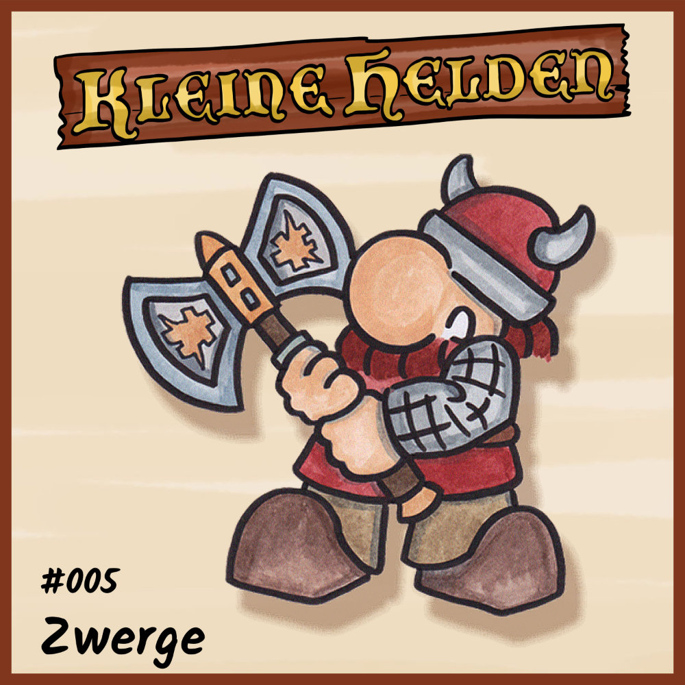 Podcast - Zwerge