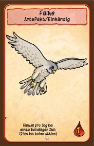 Ladyhawk Karte