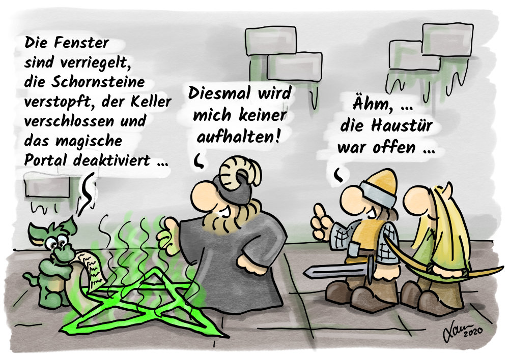 Cartoon - Einfach
