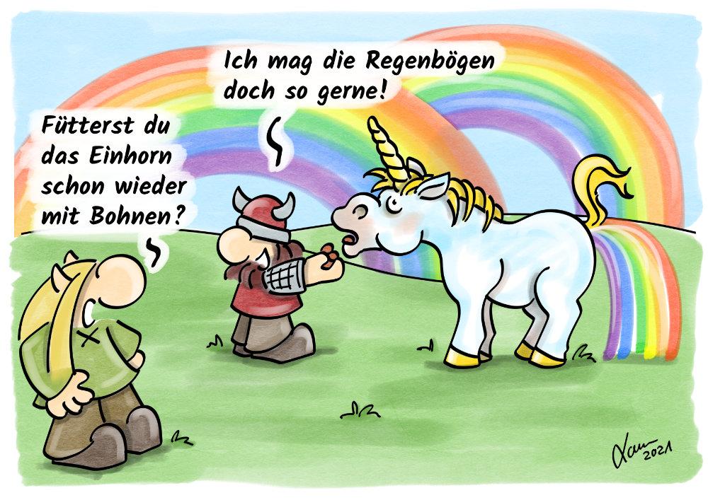 Cartoon - Spaß